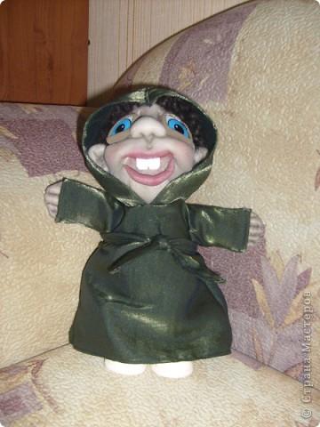 Кукла- не понятно кто? фото 1