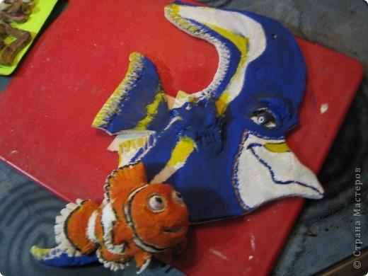 раскрасили давно забытых рыбок фото 3