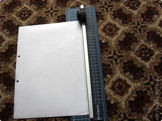 Вот такой резак для бумаги я купила на днях в Ашане (Ростов-на-Дону) за 272 рубля. фото 6