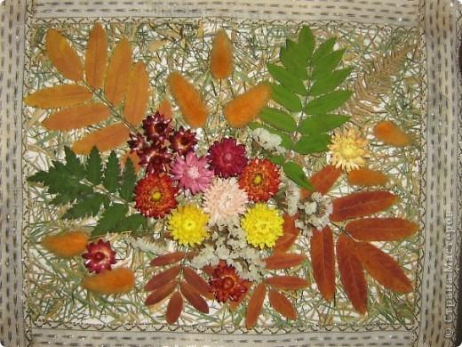 Осенние поделки фото 2