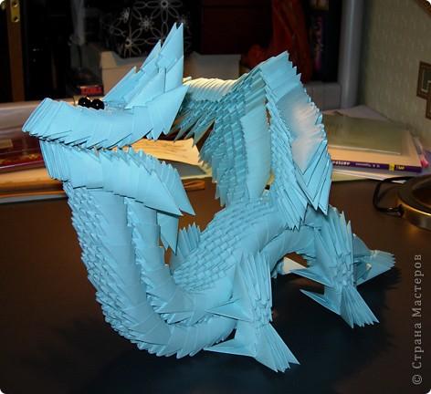 дракон с левого бока  фото 2