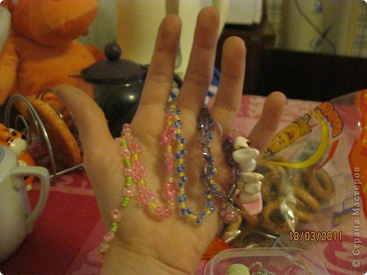 Вот такие браслетики, и не только, у меня получились! фото 17