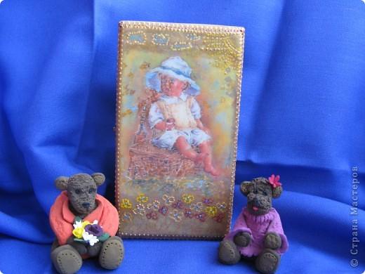 Шкатулочка для маленькой принцессы. фото 1
