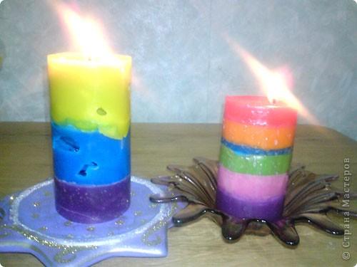 Свечи своими руками фото 1