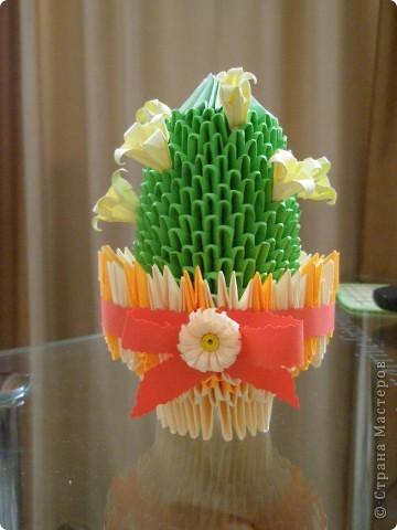 Оцените мой вариант кактуса ...( подарен сестричке , увлекающейся разведением кактусов)