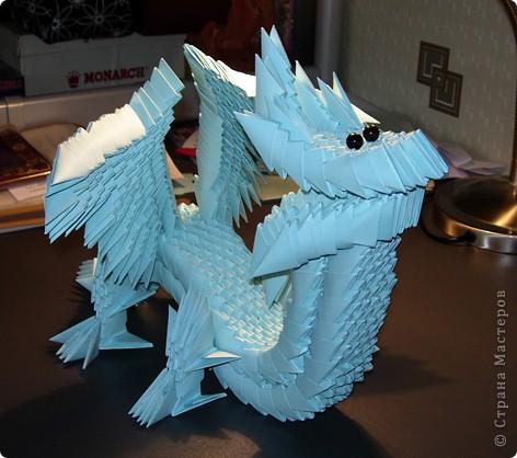 дракон с левого бока  фото 1