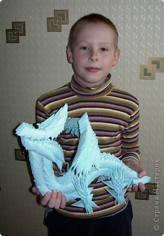 дракон с левого бока  фото 6
