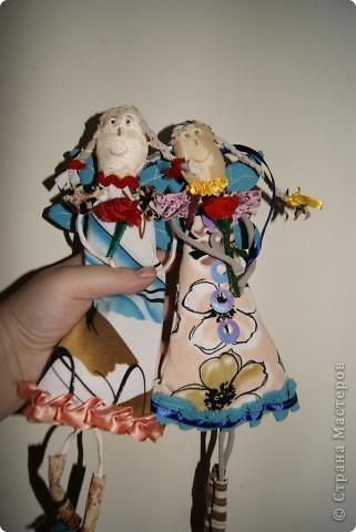 вот таких кукол может сотворить каждый фото 1