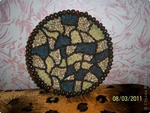 тарелка на стену фото 1