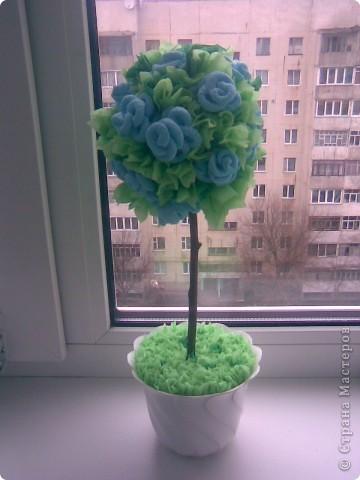 Моё дерево счастья.Огромное спасибо Олисандре! фото 3