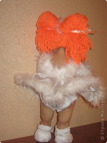 """девчушка в костюме для танца """"Козлята"""" фото 4"""