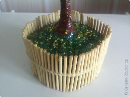 Эту рябинку я сделала в подарок маме мужа в день рождения. Сегодня пойдем дарить. фото 4