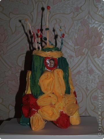 """Вот такой """"Гламуролёт"""" выполнила Потехина Катя, 9 лет,3 класс. фото 4"""