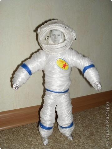 Своими руками для космонавтов