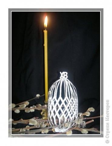 Пасхальное яйцо пергамано фото 1