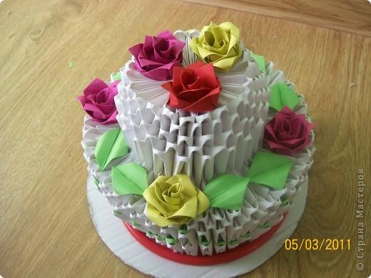 Tort urodzinowy :)  фото 1