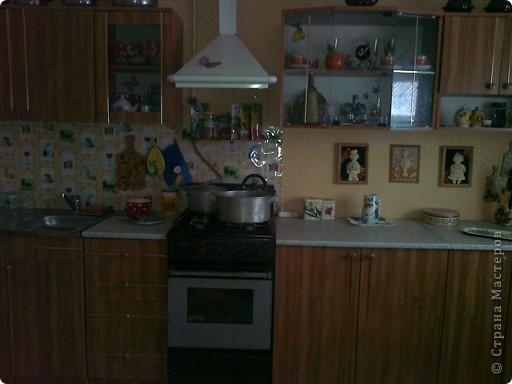Новый гарнитур кухонный получился вот таким фото 2