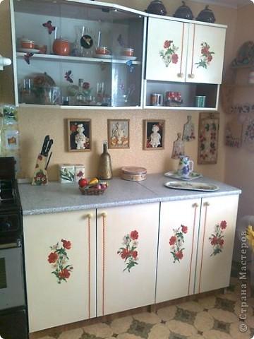 Новый гарнитур кухонный получился вот таким фото 3