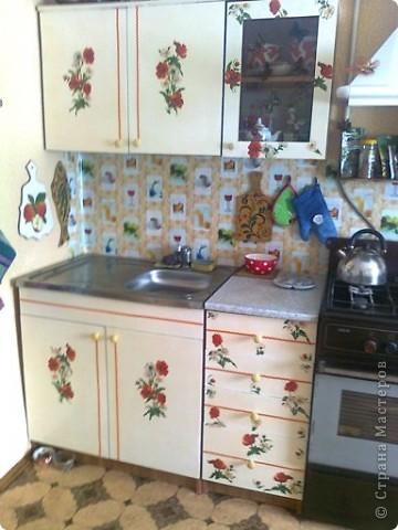 Новый гарнитур кухонный получился вот таким фото 4