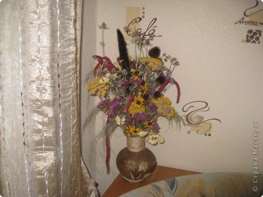 Сухоцветы фото 2