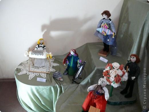 Куклы в национальных костюмах фото 4
