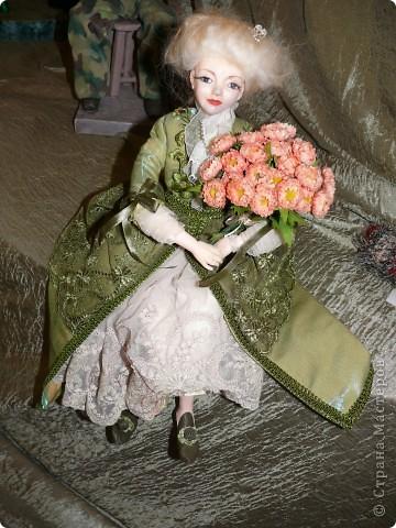Куклы в национальных костюмах фото 6