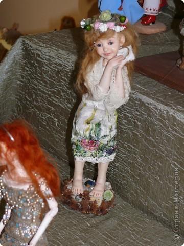 Куклы в национальных костюмах фото 8