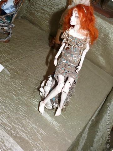 Куклы в национальных костюмах фото 9