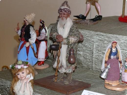 Куклы в национальных костюмах фото 12