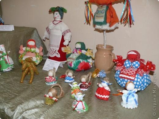 Куклы в национальных костюмах фото 13