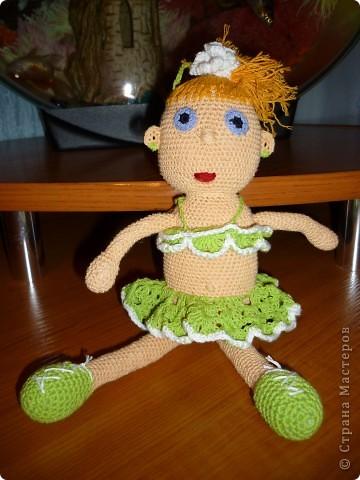 кукла для племяшки
