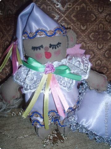 Вот такого ангелочка я пошила для Игнаши, выкройку брала где то в интернете, за что огромное спасибо!!!!!!!!!!!!!! фото 4