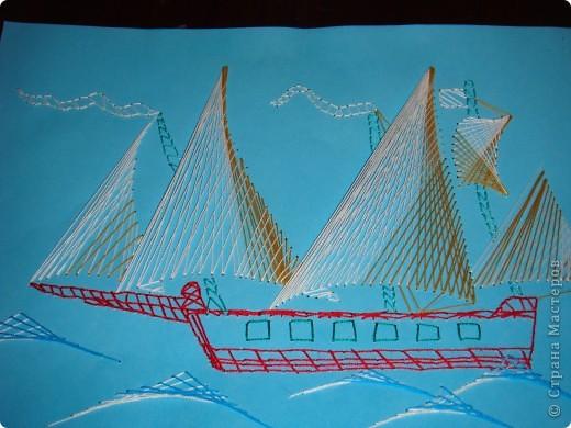 Корабль фото 7