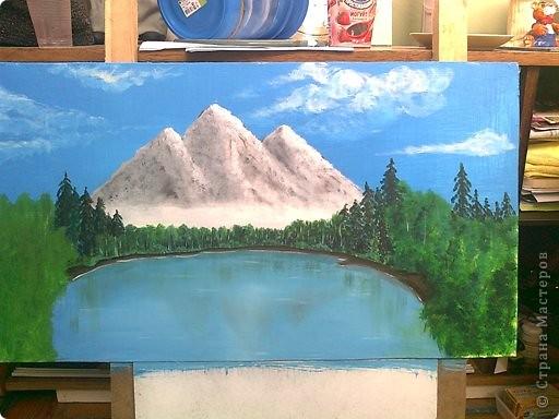 Пытаюсь нарисовать картину фото 2