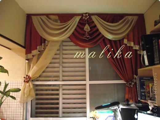 мои первые шторы фото 2