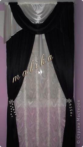 мои первые шторы фото 4