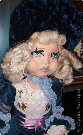 авторская интерьерная кукла  фото 3
