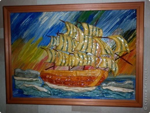 корабль фото 1