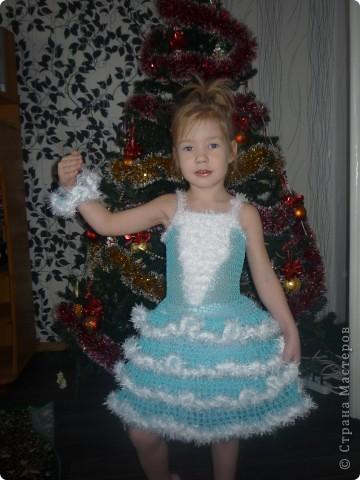 """платье на утренник в детский сад, """"фея Винкс"""" фото 1"""