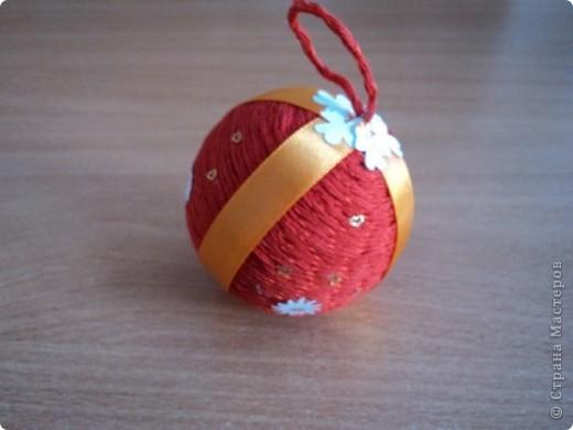 новогодние шарики фото 3
