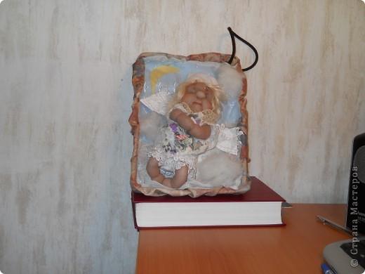 спящий ангелочек в подарок больной девочке