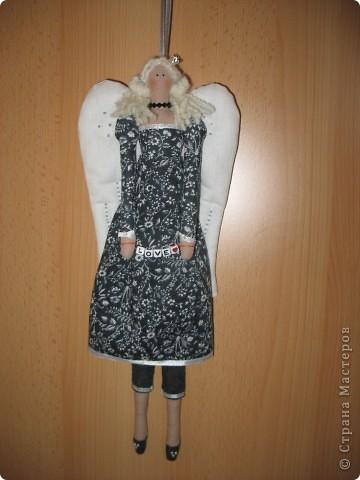 тильда ангелы фото 6