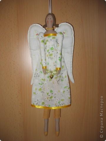 тильда ангелы фото 3