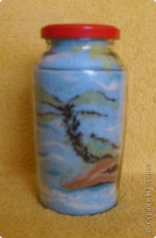 Насыпушка с пальмой фото 1
