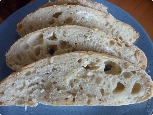 Хлеб без замеса (в духовке) фото 2