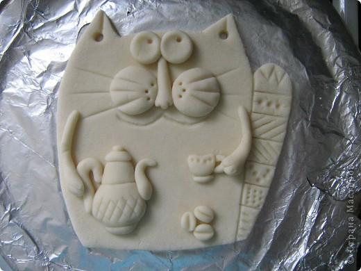 Очередные коты! Очень легко лепятся и еще легче разрисовываются))  фото 5