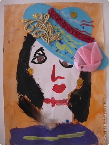 Мамочки в шляпках. Портрет мамы. фото 2