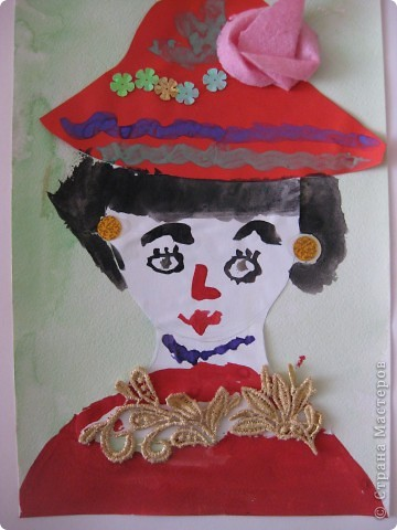 Мамочки в шляпках. Портрет мамы. фото 3