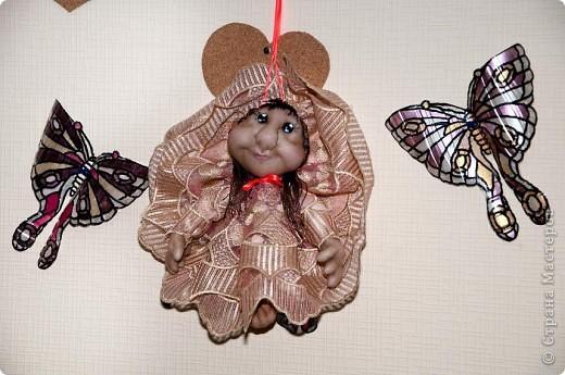 Повторюшка - попик и бабочки