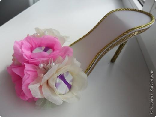 Вот такая вот получилась туфелька в подарок для моей подружки-модницы фото 4